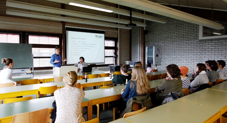 How Does Development Aid Work in the Congo? - Speech at the University of Konstanz