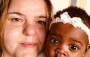 Madlen a opuštěné miminko Sissi