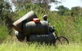 Usual transportation vehicle.