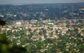 View on Kinshasa.