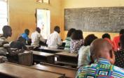 Education in school room
