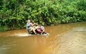 (10) Auf nach Mushapo: mit dem Motorrad ...