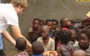 21. 2007: Kongo, Kinshasa, Ernährungsprogramm